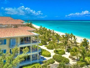 Grace Bay Ocean Front, 3rd floor 2 Bedroom, 2 1/2 Bathrooms, Spectacular Views