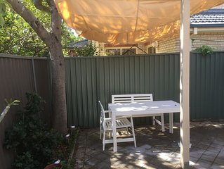 A large studio townhouse in the heart of Burwood