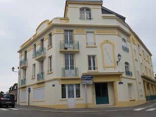 Dinard Appartement spacieux proche plage St Enogat