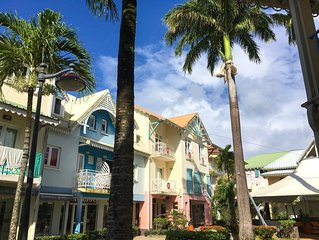 Duplex au Village Creole, a 5 min de la plage