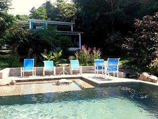 Sibouli Valley Guest House (Niché dans la Nature, piscine, climatisation)