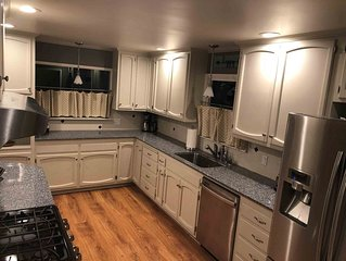 Updated 4 Bedroom (Includes Den!) / 2 Bath Home, Large Backyard with Firepit