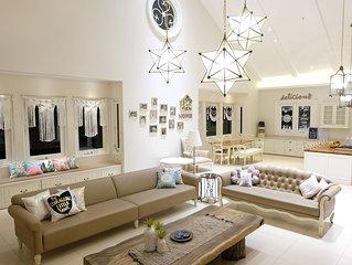 PROMO! Gluck Home - Huge Dago Green Homy Designer House