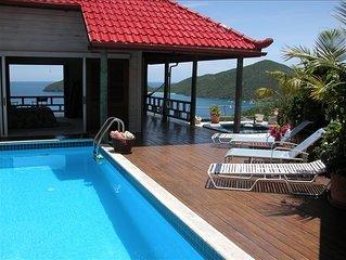 For a Truly Magical Vacation, Magic Castle Villa on 2 1/2 acre estate,  private.