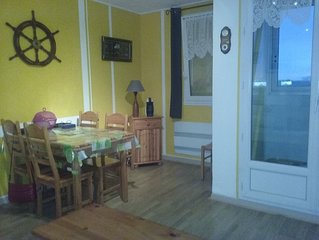 appartement 2 pieses 1er etage