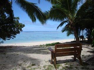 Aroa Beachfront House - Wifi Hotspot