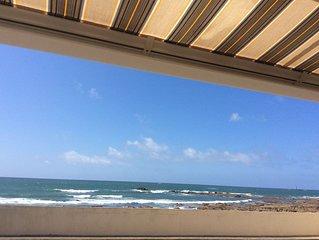 Apt en rdc tres belle vue mer