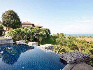 Amazing Seaview with private pool! Apartment 2 bedrooms, Klong Khong