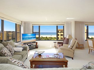APRIL 2020 DISCOUNT!! Gulf & Bay Club, TopFloor End Unit (1947sqft incl Lanai),
