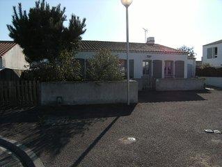 Location Maison 3 ch centre de Noirmoutier en l'ile