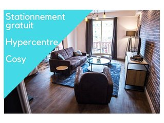 Appartement 'FACTORY' Hypercentre