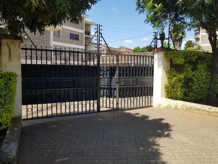 Cozy 2 bedroom apartment in Kileleshwa