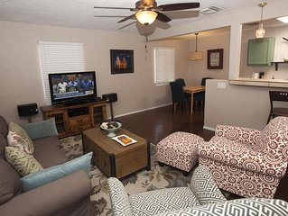 Casa Edison - Cozy, Charming, Comfortable 3BR House In Prime Central Location.