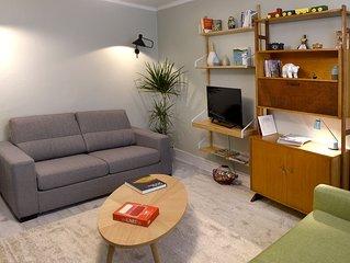 Tres bel appartement a 3 mn de la plage