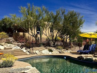 Tucson's Gateway to Best Restaurants & Shopping + Heated Pool + 2 Master Suites