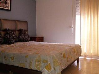 L'appartement se trouve dans la Résidence Jamal IV