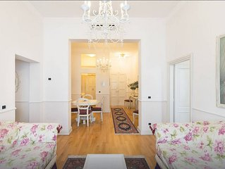 Elegant flat in old town Pistoia, b/w Florence&Pisa to discover the real Tuscany