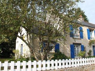 Jolie maison bretonne