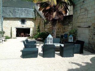Chambre d'hotes a 15 minutes de Saumur