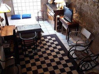 Charmant loft dans maison ancienne