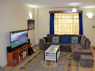 Countryside Villa -3BR with Unlimited WIFI&DSTV