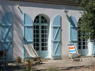 Maison de charme Jard sur Mer proche plages, mer et centre