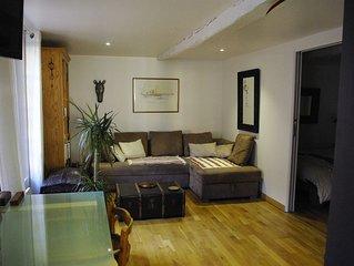 Appartement  renove avec gout, tout confort , aux gorges du verdon/ Castellane