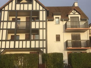 Studio fonctionnel Mer Cabourg