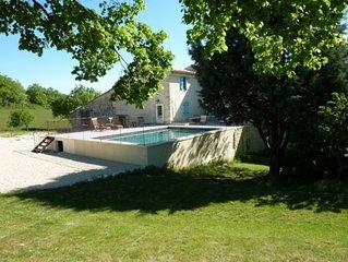 La Grange des Davids - Maison de vacances en Provence