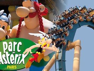 Proche Aeroport Roissy CDG, DisneyLand, Parc Asterix belle location bien equipee