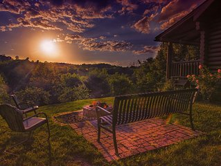 Retreat, Relax and Reconnect in the Hocking Hills
