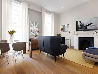 Modern and stylish 1BEDROOM IN A quiet Area of the very centre  OF LONDON.