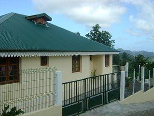 Villa spacieuse, calme,idéale pour vacances en famille ou  amis, 8 personnes