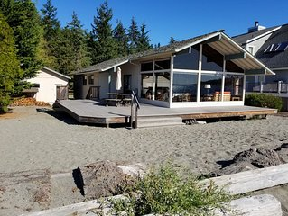 Gorgeous Sandy Beach - Mutiny Bay - Whidbey Island Beach House