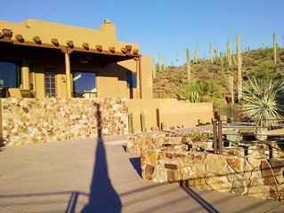 Desert Escape, Very Private And Peaceful, Spectacular Views