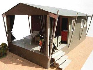 Camping Isle Verte**** - Mobilodge 3 pièces 4 personnes