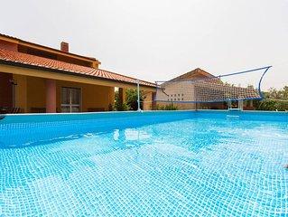Grande villa avec piscine and jardin
