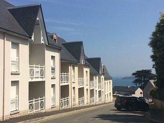 Appartement 4/5 personnes, plage, port, commerces à pied, emplacement idéal !
