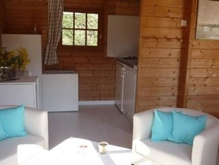 Location Chalet-studio Independant - 2 PersTout confort, au calme