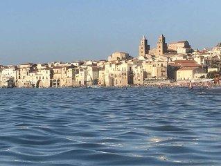 Appartement & Mer a Cefalu - Perle de la Sicile