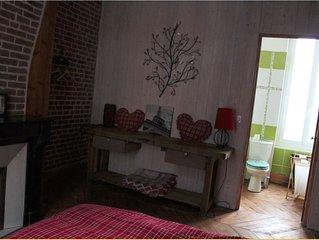 Belle Maison Normande centre Honfleur