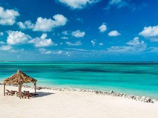 Jodo - Sandy Point -7 Acre Private Estate - 400ft Beachfront - NEW Luxury Villas