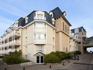 Residence Neptunia, St. Malo  in Ille et Vilaine - 4 Personen