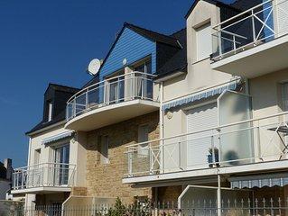 Très bel appartement T3. Très calme, 250 m de Grand Plage et commerces