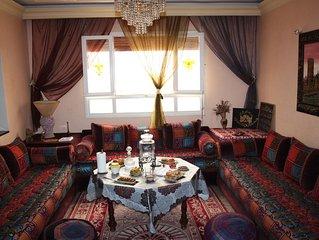 Grand Appartement de charme à Agadir