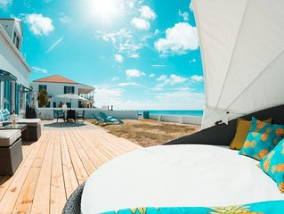 Private 2 bedroom home on beach - Grand Turk Island in Turks and Caicos