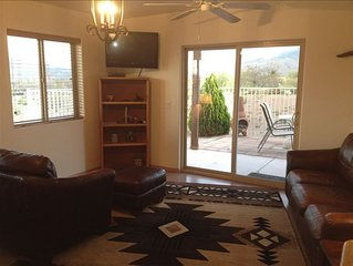 Secluded Guest Home on 3 Acres with 360 Mountain Views