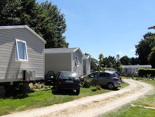 Camping Des Cerisiers - Mobilhome 6 Personnes - 3 Chambres (entre 0 Et 5 Ans)