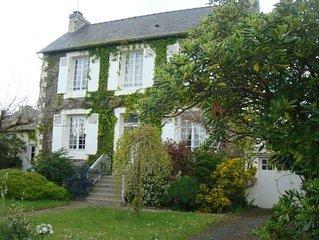 Maison à Saint-Malo en Bretagne