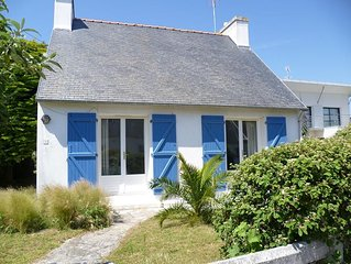 maison de famille au bord de la mer